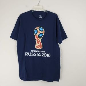 FIFA World Cup 2018 Russia Men's T-Shirt